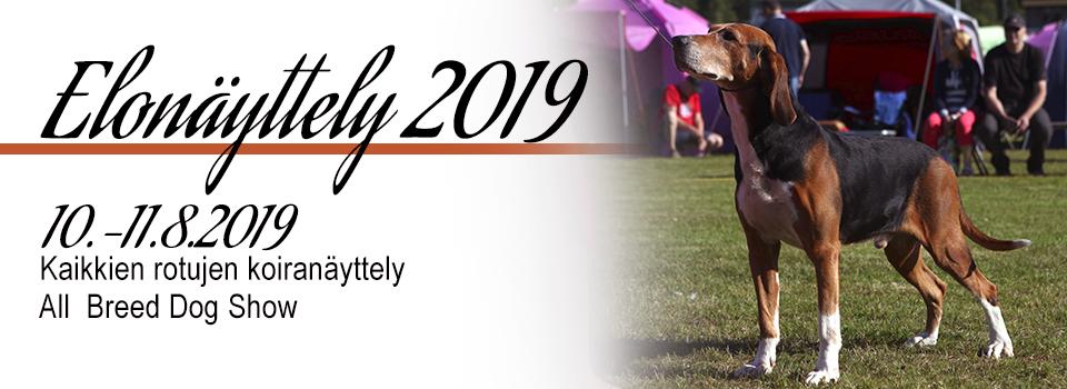 Elonäyttely 10.-11.8.2019