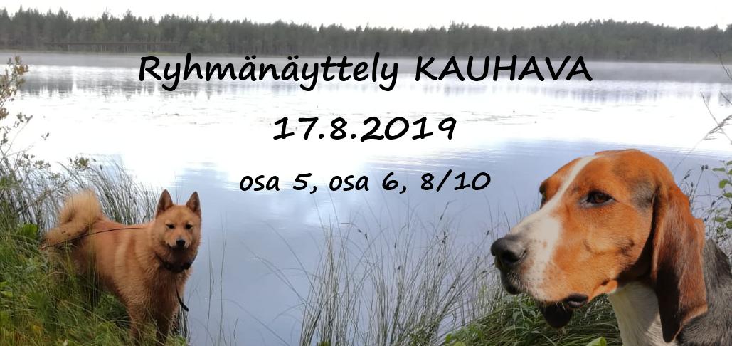 17.08.2019 Kauhava