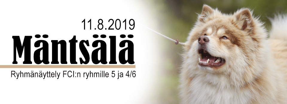 Mäntsälä RN 11.8.2019