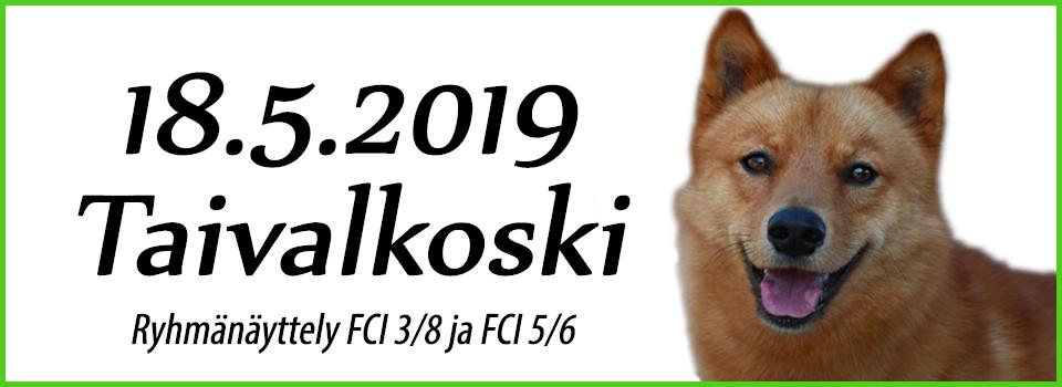 Taivalkosken ryhmänäyttely 18.5.2019