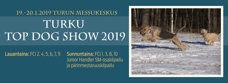 Turku Top Dog Show 2019