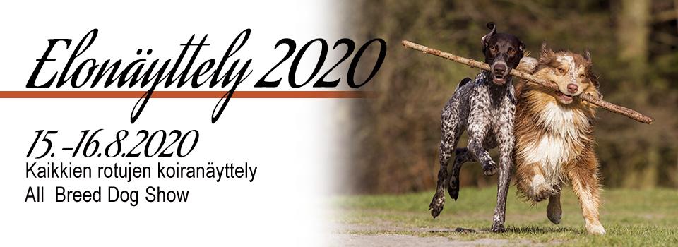 Elonäyttely 15.-16.08.2020