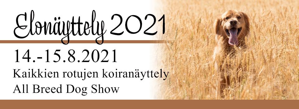 Elonäyttely 14.-15.8.2021