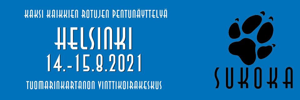Helsinki PN 14.-15.8.2021