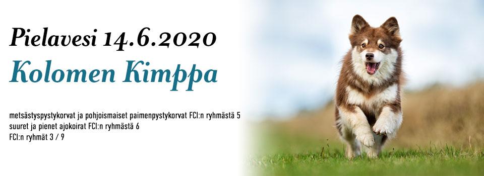 Kolomen Kimppa, Kuopio 14.6.2020