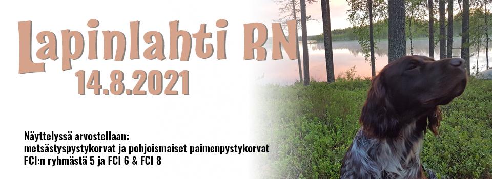 Lapinlahden ryhmänäyttely 14.8.2021