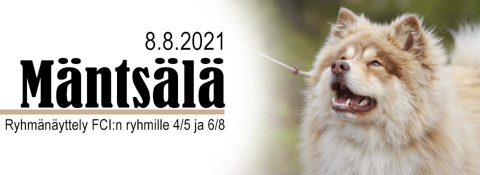 Mäntsälä RN 8.8.2021