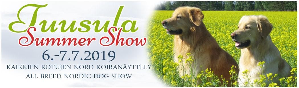 Tuusula Summer Show 2019