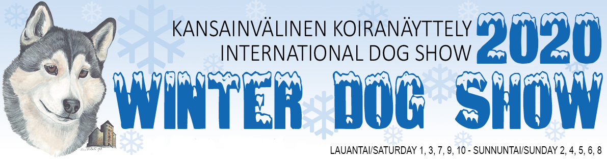Turku Winter Dog Show 2020